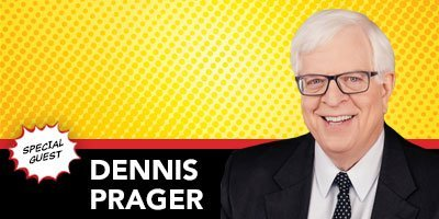Contemplating the Big Questions – Dennis Prager