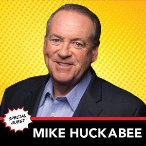 Governor Mike Huckabee podcast