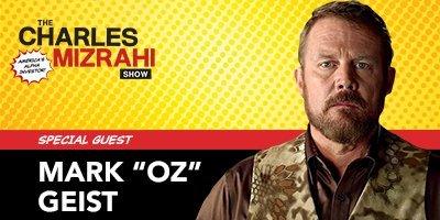 13 Hours: The Story of Benghazi – Mark Geist