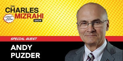 From Law School to Fast Food – Andy Puzder
