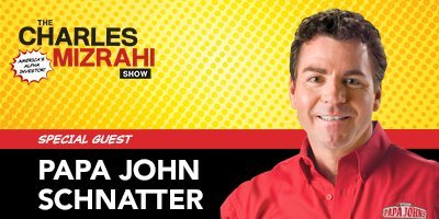 A Recipe for Success – Papa John Schnatter