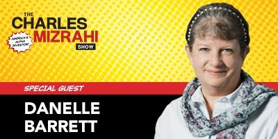 Mission and Motherhood: 1 Rear Admiral's Journey at Sea – Danelle Barrett