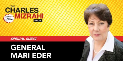 Untold Stories: Women Who Changed The Course of WWII — General Mari Eder